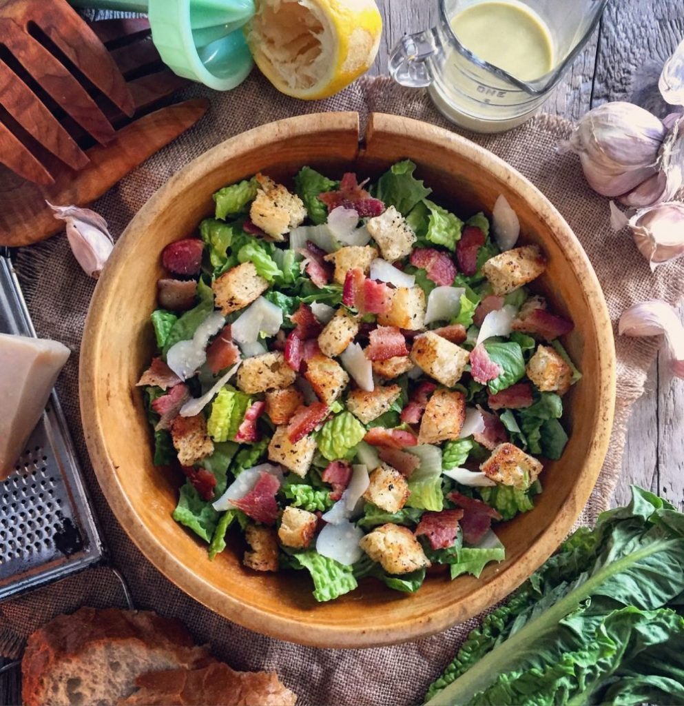 The Ultimate Caesar Salad, Really