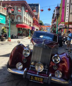 Chinatown SF Rolls Royce