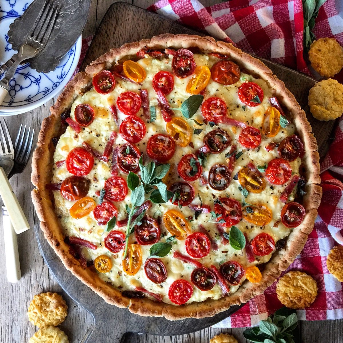 Pizza Tart