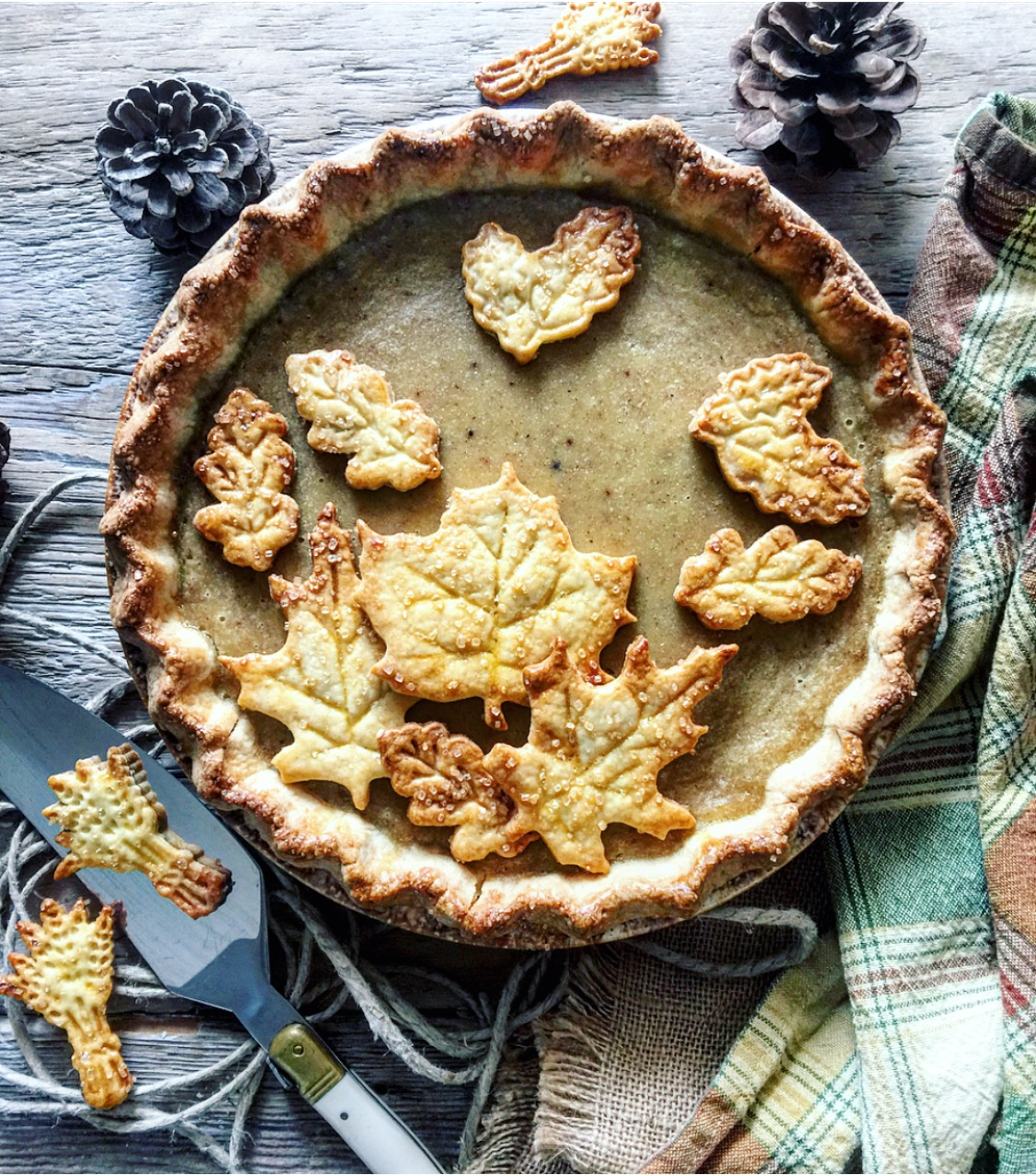 Aimee's Winter Squash Pie