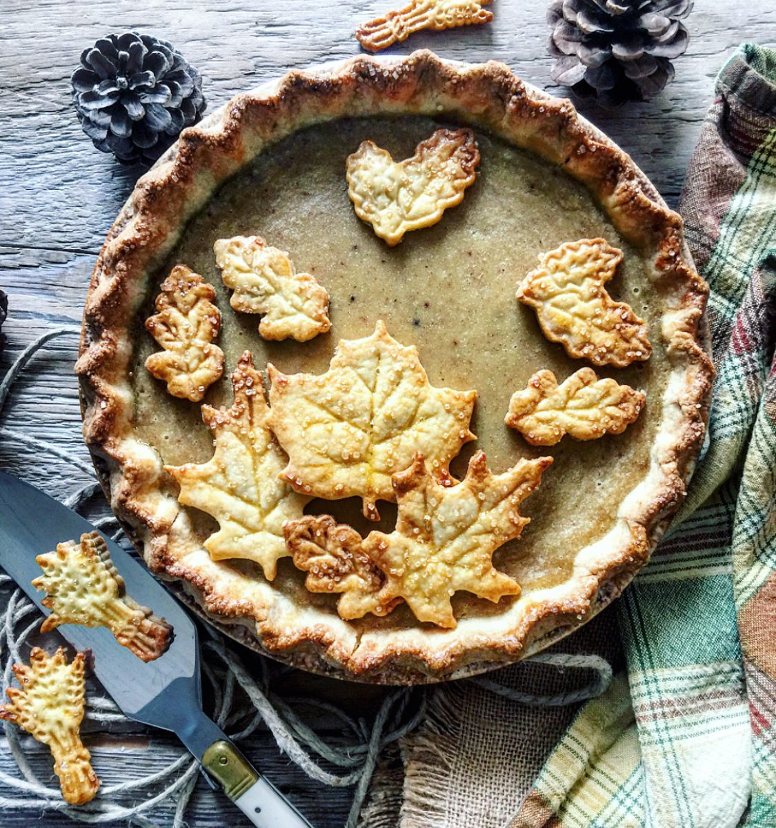 Winter Squash Pie