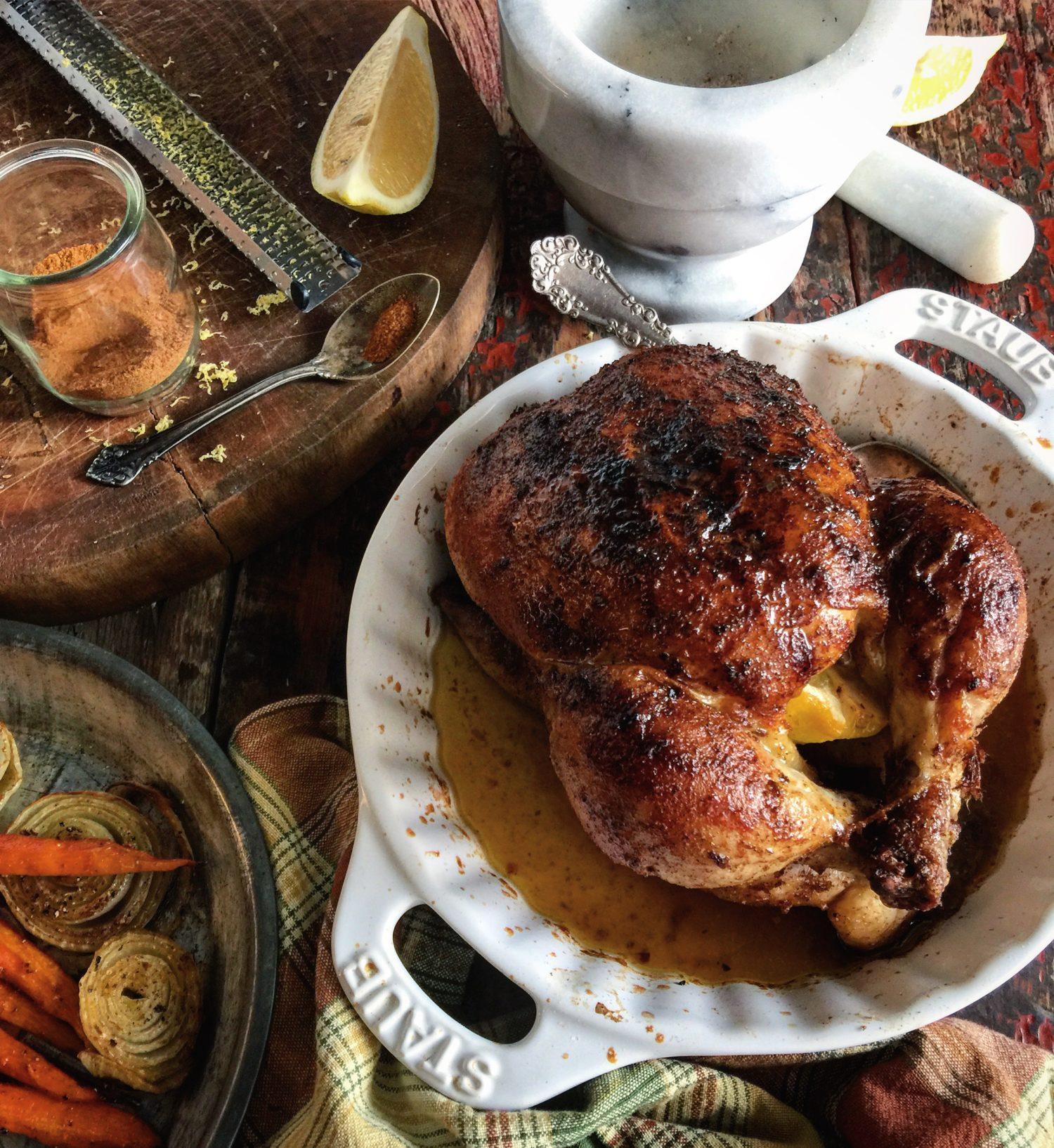 Berbere Chicken
