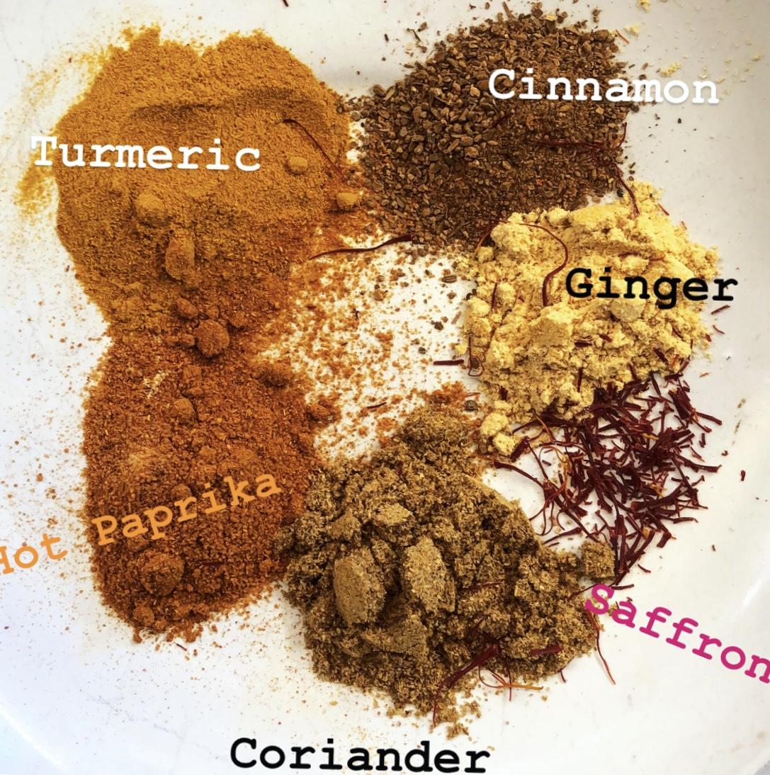 North African Harira spice blend